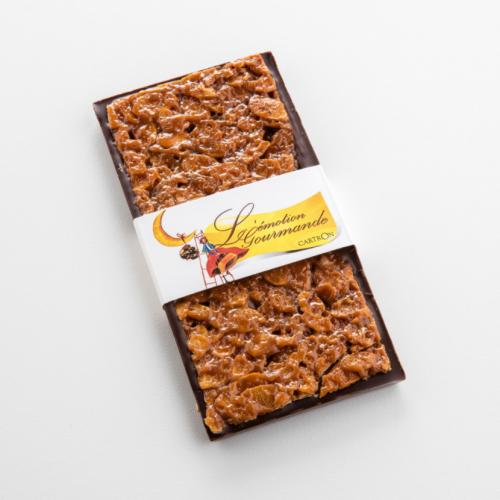 TABLETTE CHOCOLAT NOIR FLORENTIN